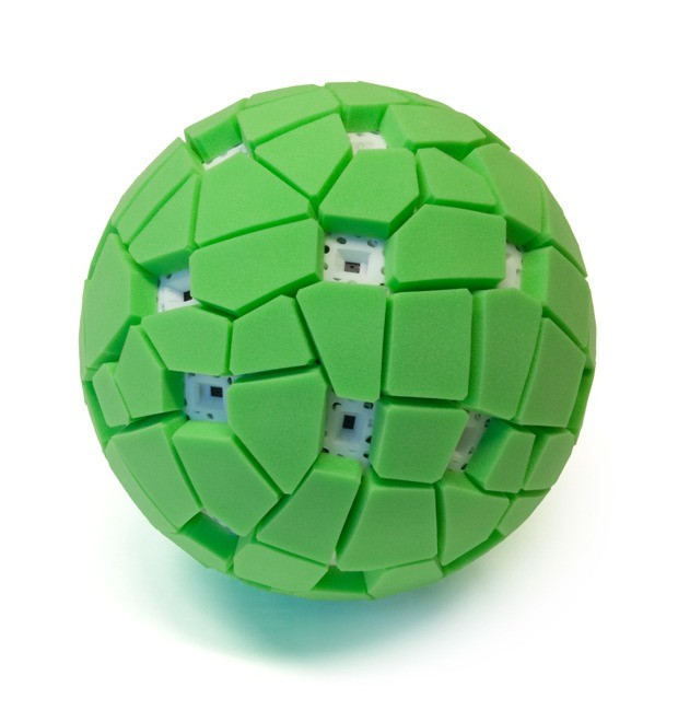 Throwable Panorama Ball Camera