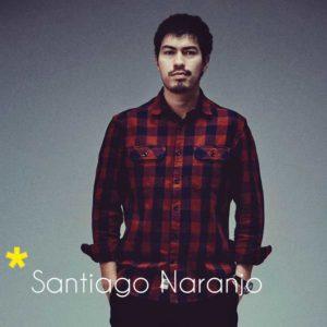 Santiago Naranjo, alumno de TOO MANY FLASH