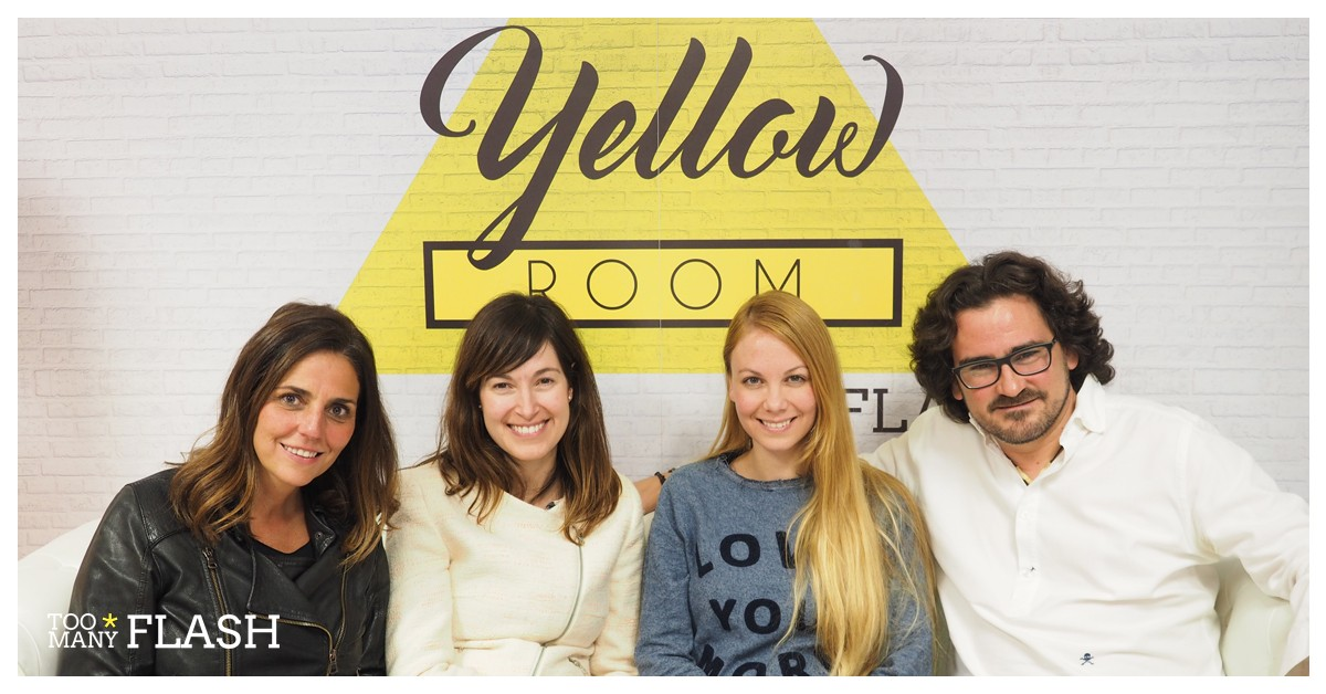 The Yellow Room 4.0