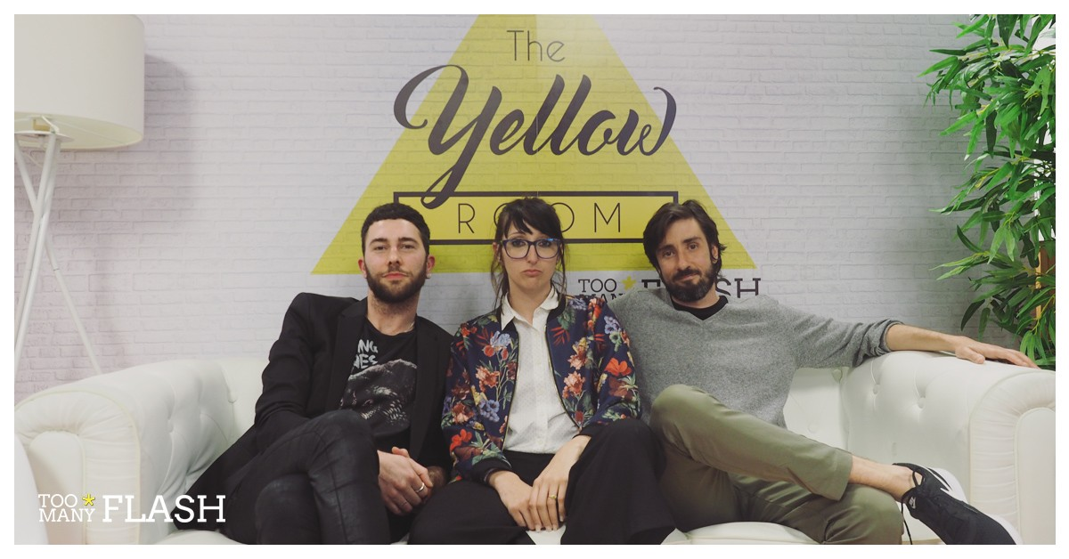 """THE YELLOW ROOM: """"Cómo se trabaja en una gran producción de moda"""""""