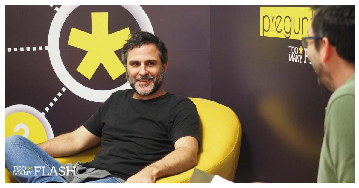 A CÁMARA ABIERTA con José Cendón