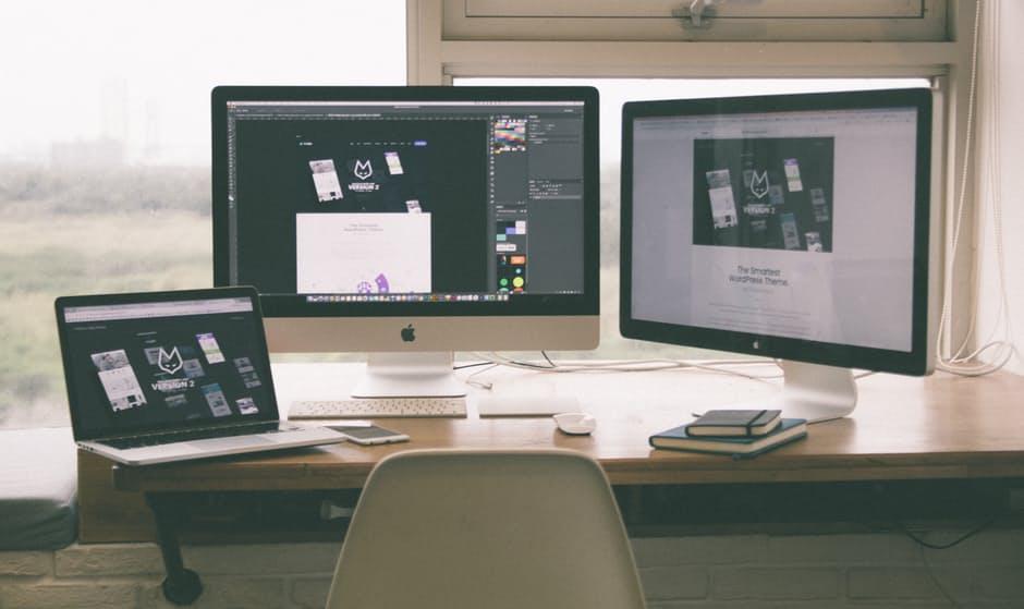 Crea tu propia página web profesional de fotografía fácilmente