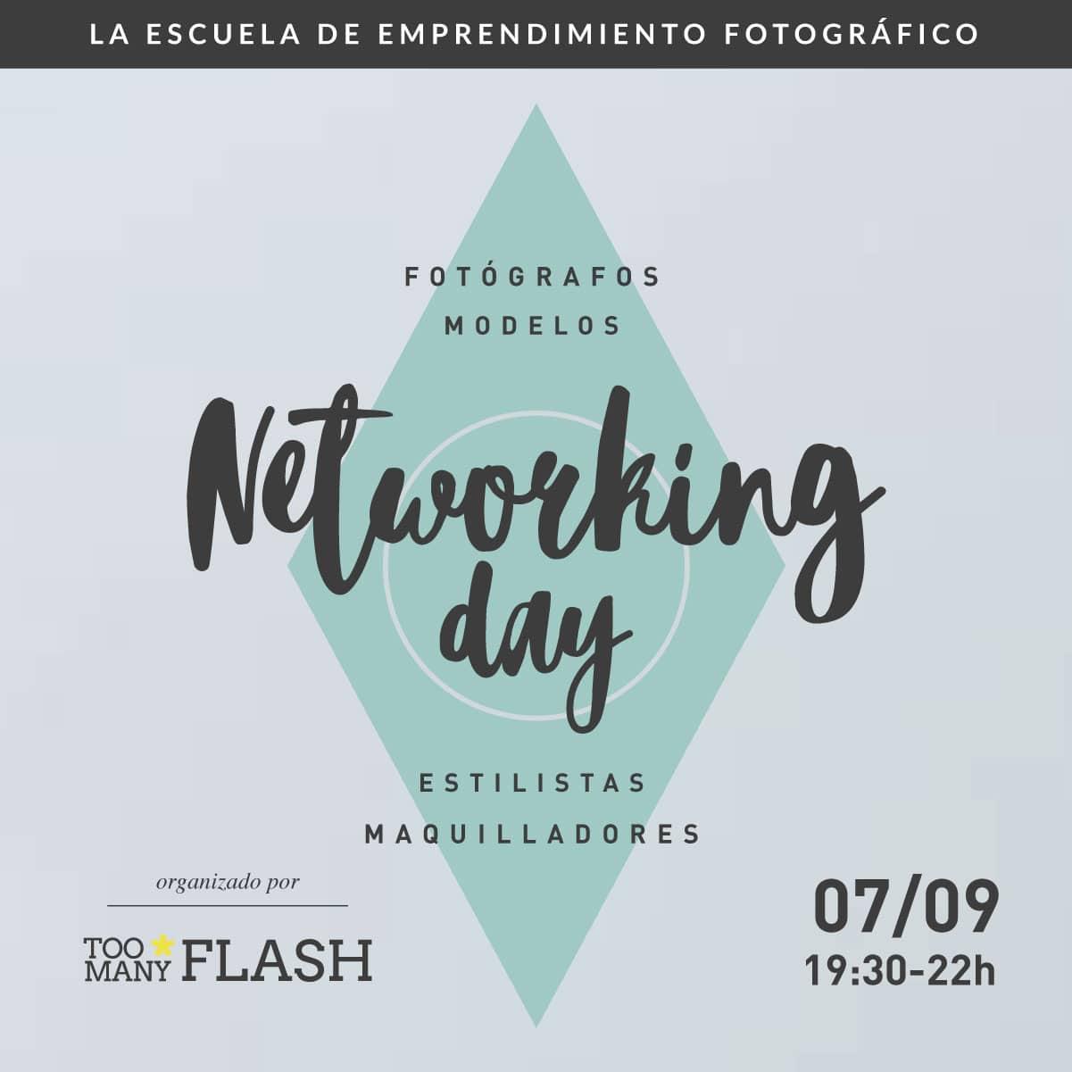 Networking de Fotografía de Moda