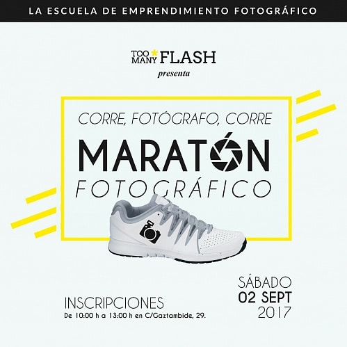 Ganadores IV Maratón Fotográfico TOO MANY FLASH