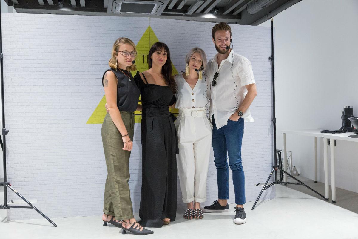 The Yellow Room 11.0: ¿Cómo aplicar las últimas tendencias en fotografía de moda?