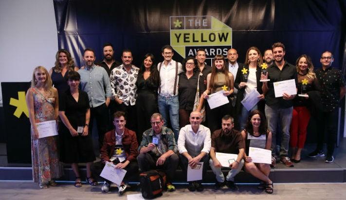 premios the yellow awards