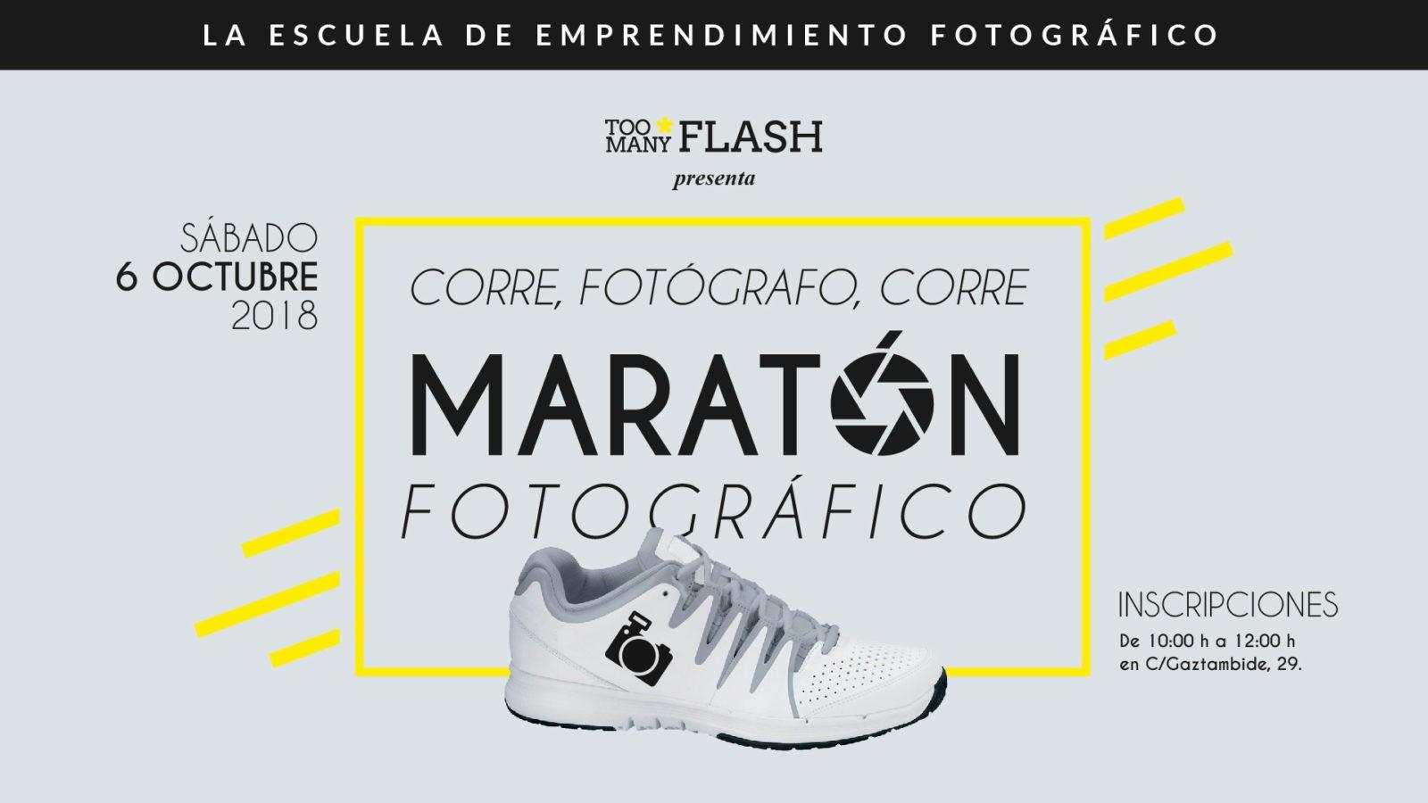 Ganadores V Maratón Fotográfico TOO MANY FLASH