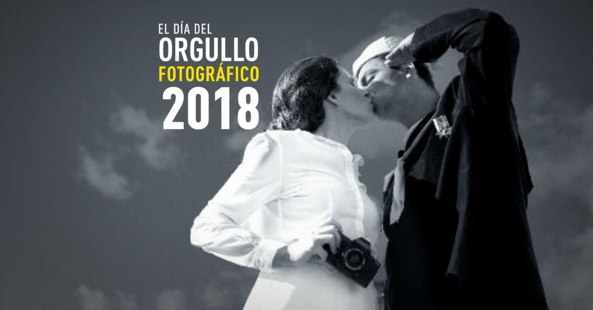 Tu Momento Decisivo: El Día del Orgullo Fotográfico 2018