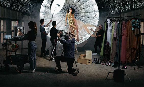 Acogemos la Exposición de los Premios Lux, los Goya de la Fotografía
