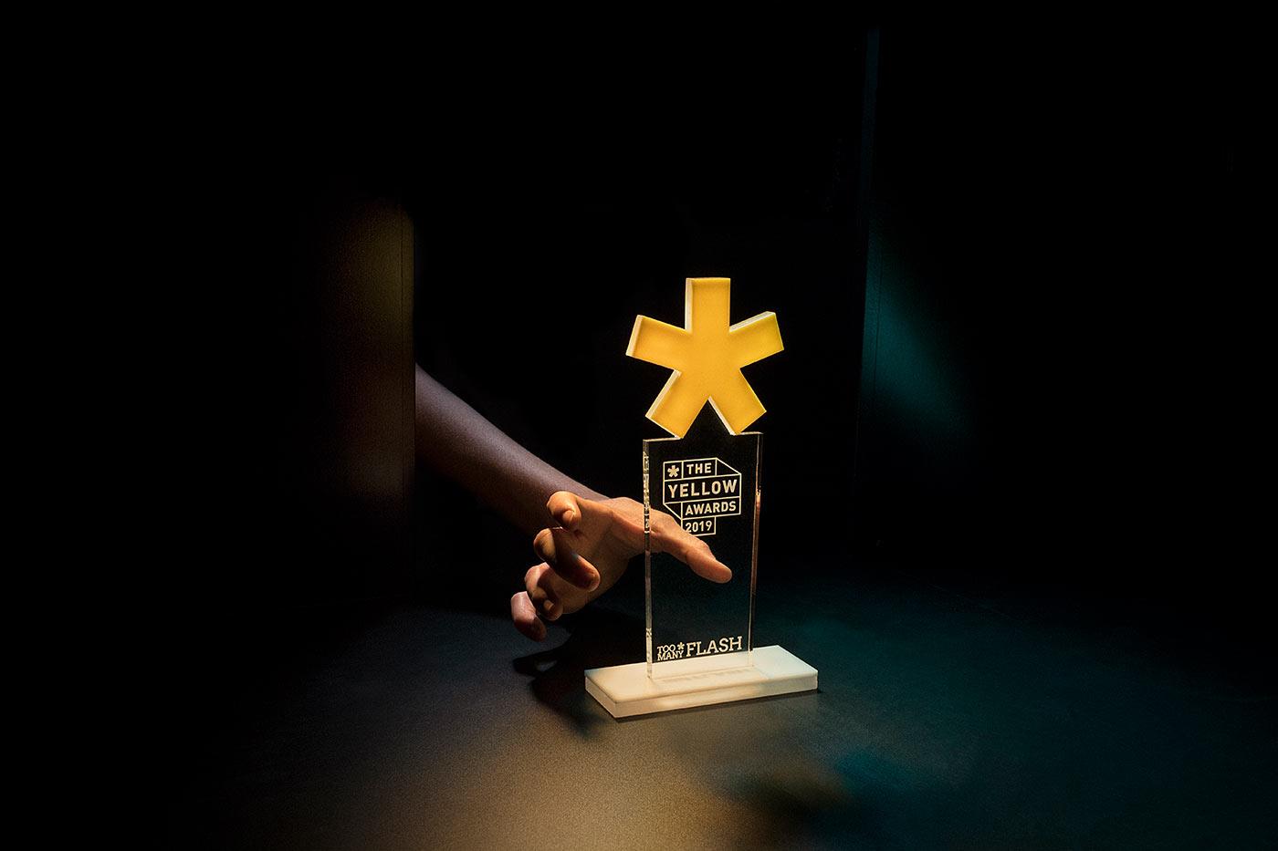 THE YELLOW AWARDS: Los premios de fotografía para hacer historia.