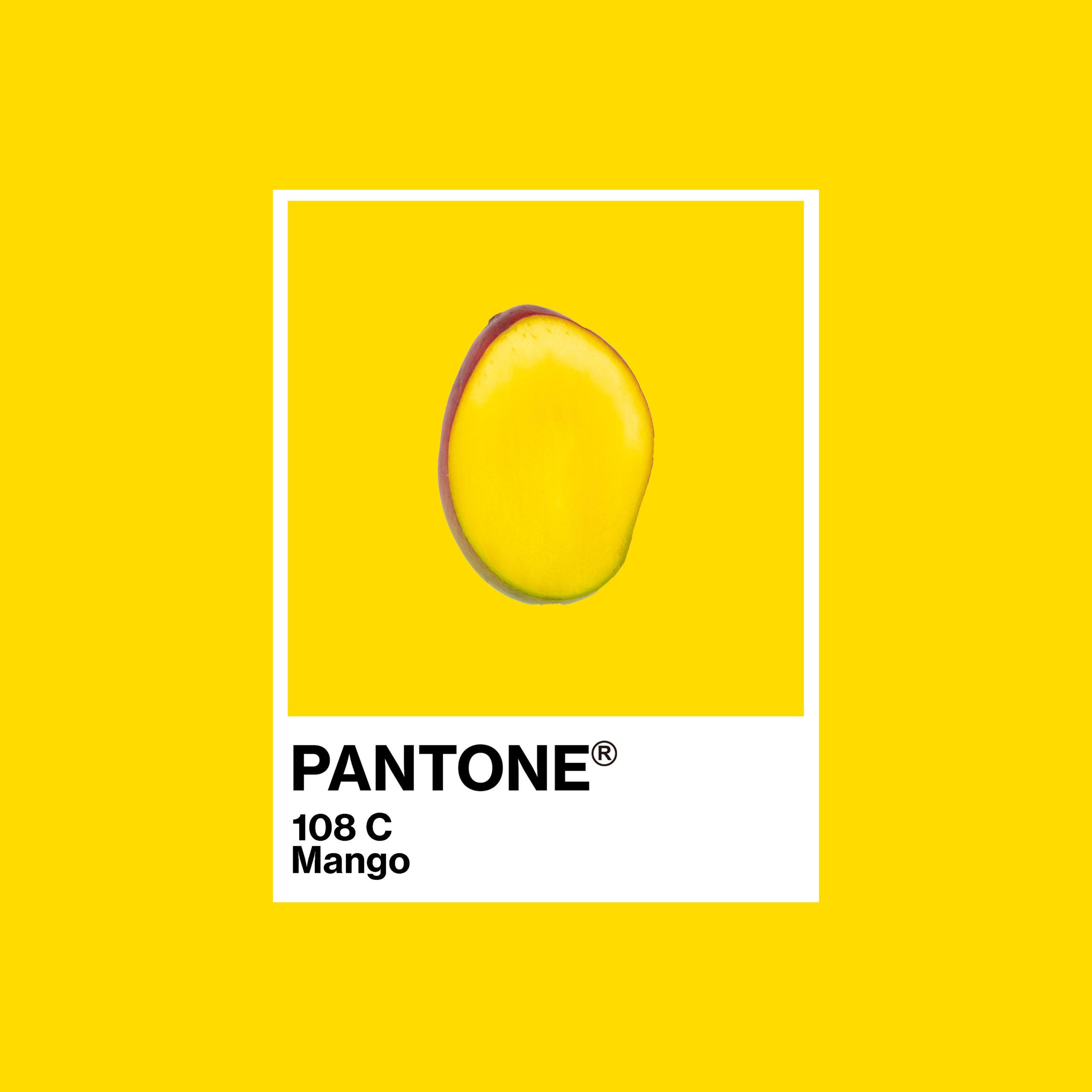 Cómete el Pantone