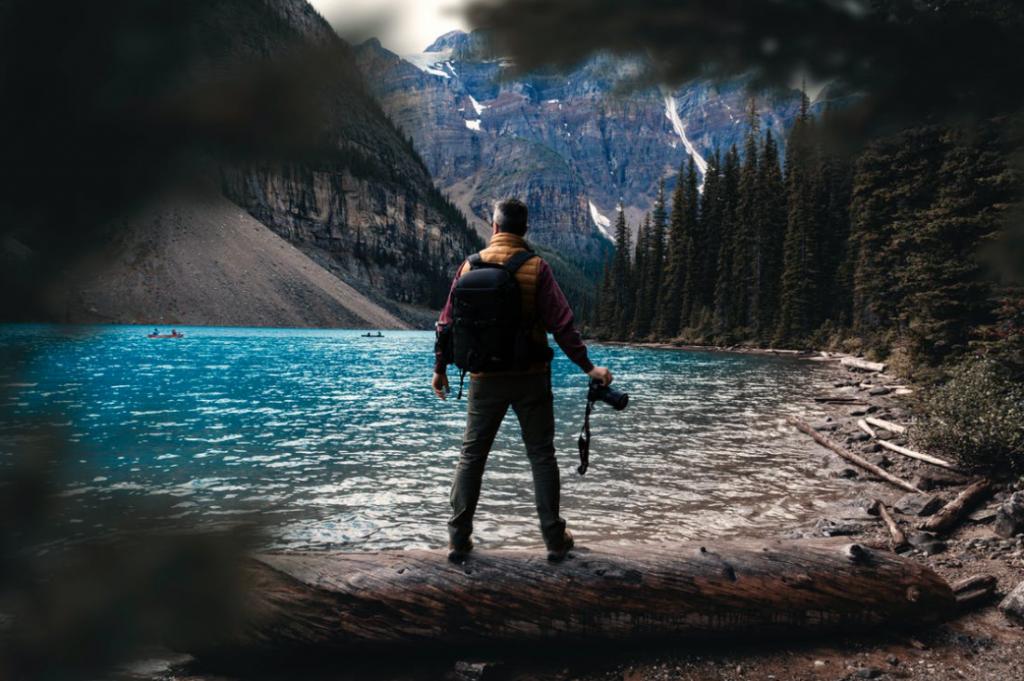 Que necesitas para ser fotógrafo de viajes
